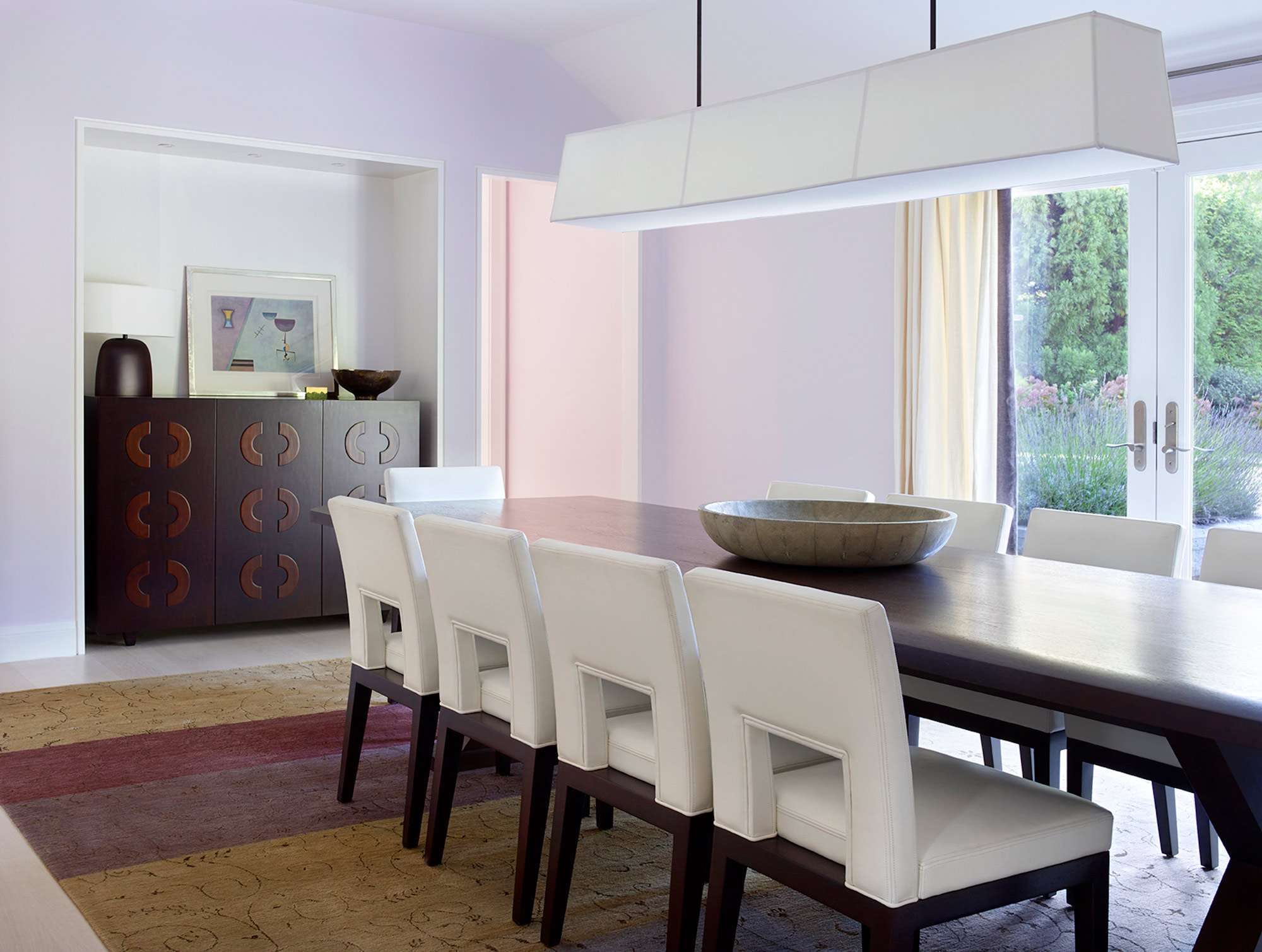 Georgica Residence Dining Room