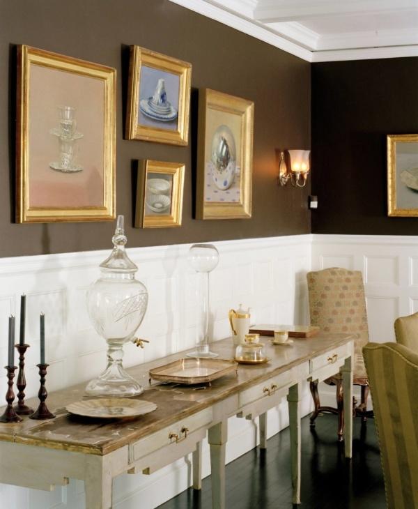 Brookline Period Home Renovation Dining Room