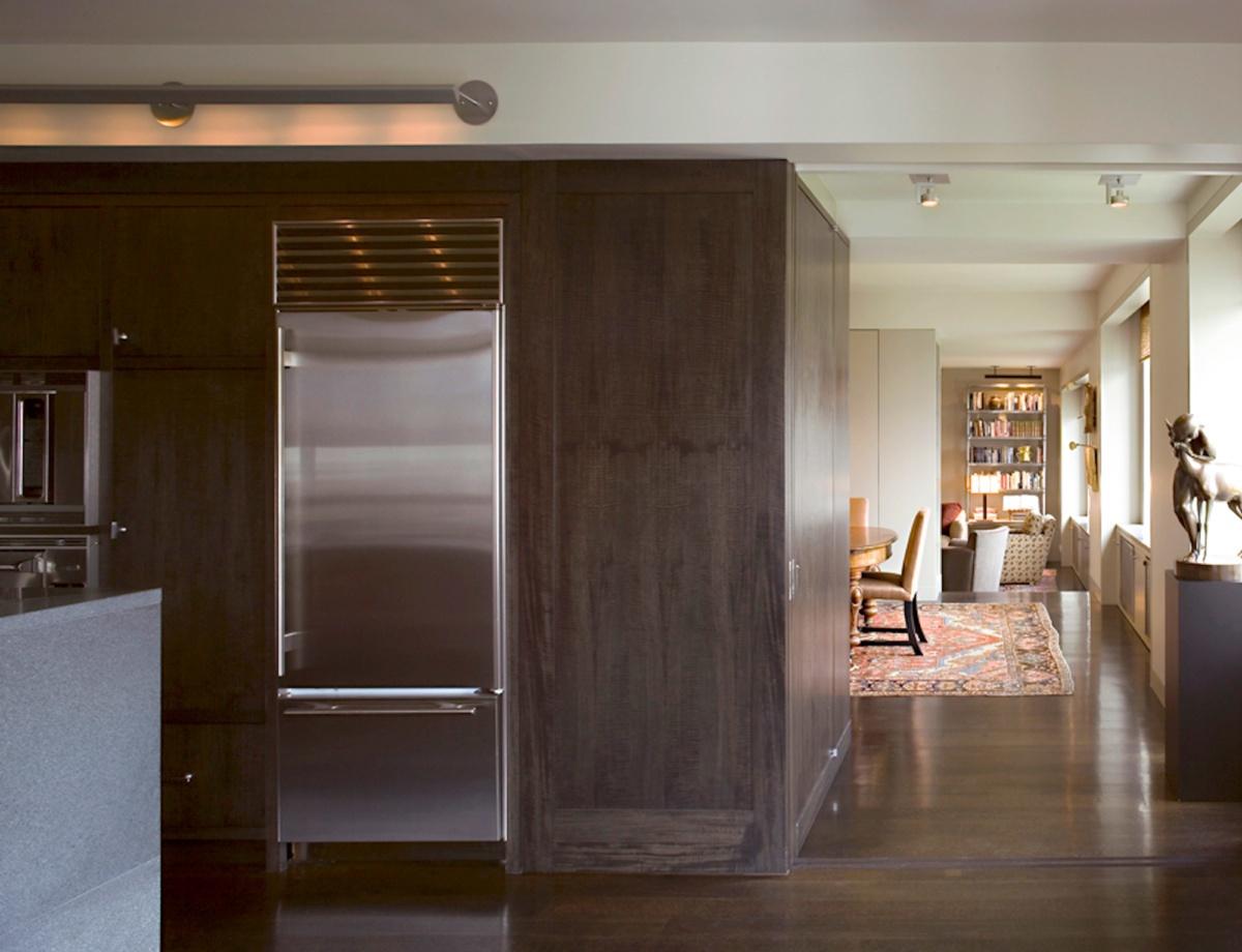 Central Park West Tower Apartment Kitchen