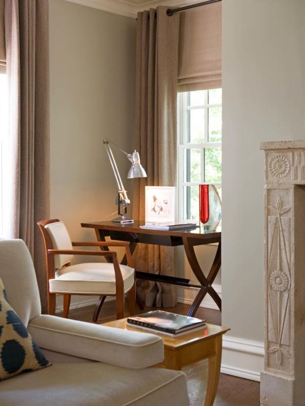 Westchester Farmhouse Living Room Desk