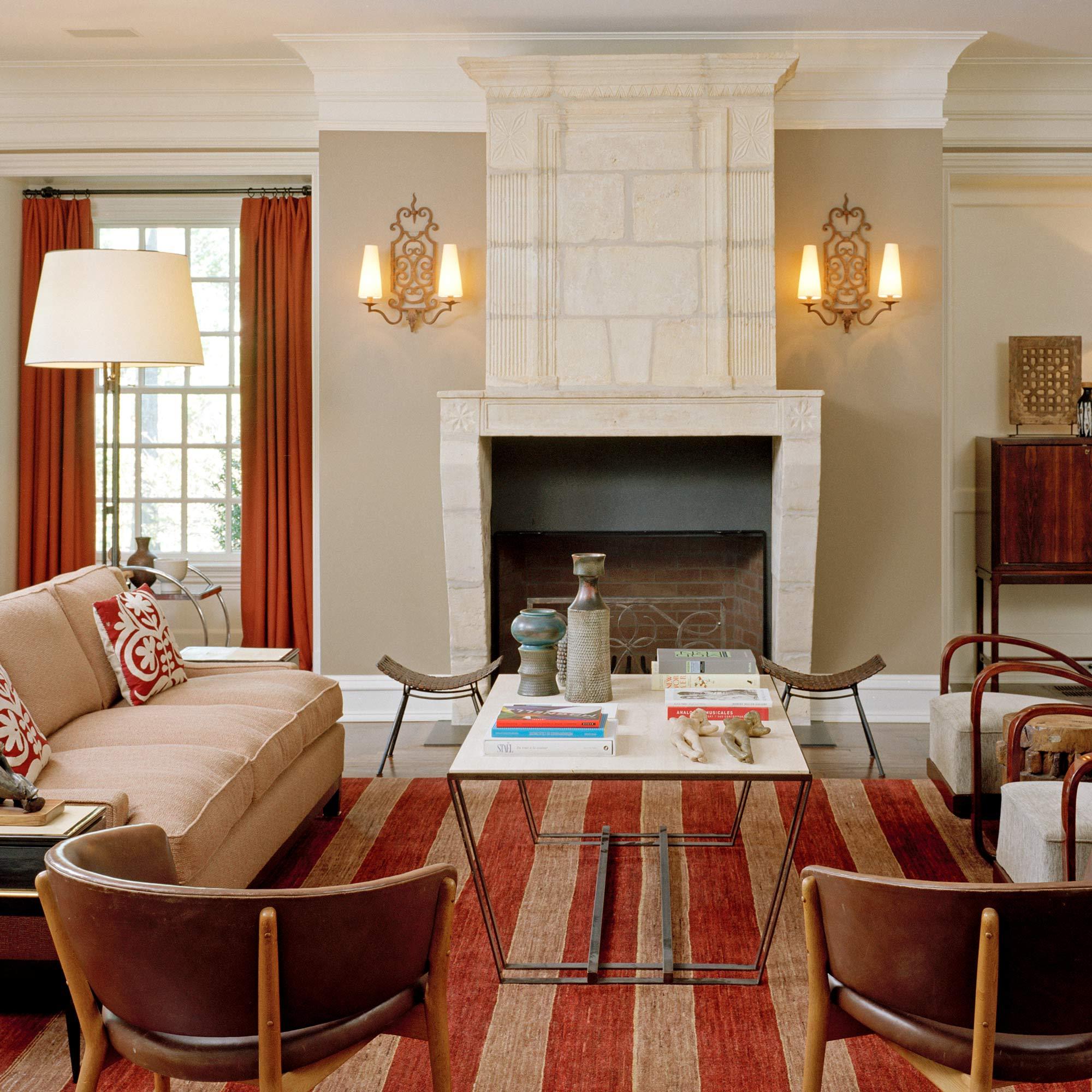Westchester Farmhouse Living Room