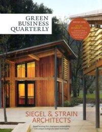 Green Business Quarterly Nov Dec 2009 Stedila Design