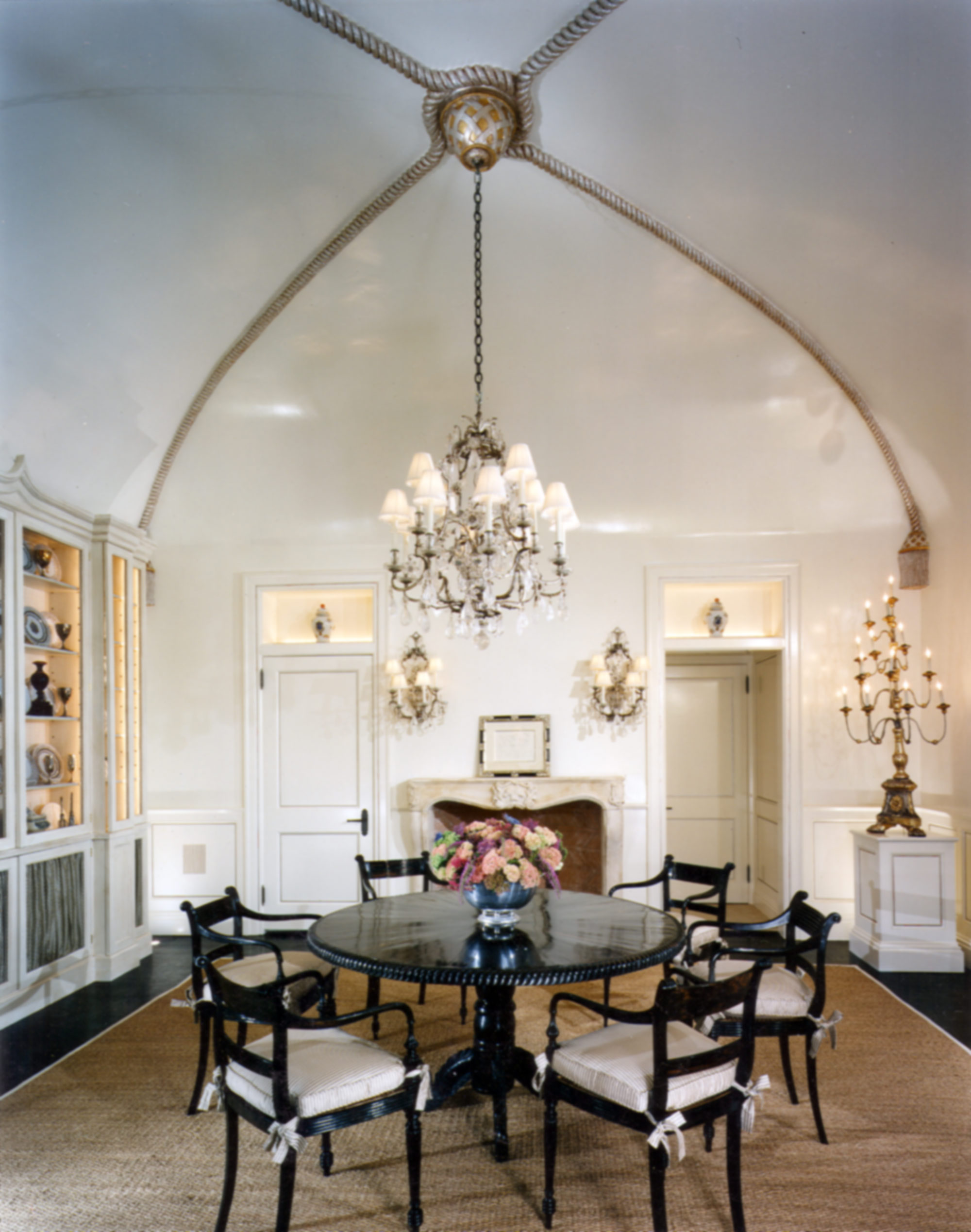 Southhampton Estate Dining Room