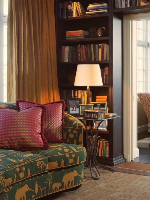 1920's Carriage House Conversion Library