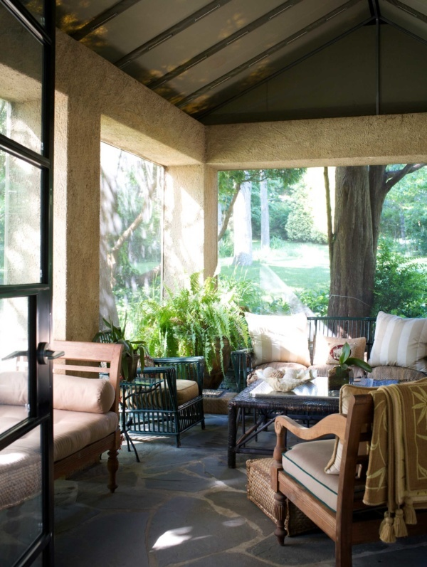 Hamptons Retreat Veranda