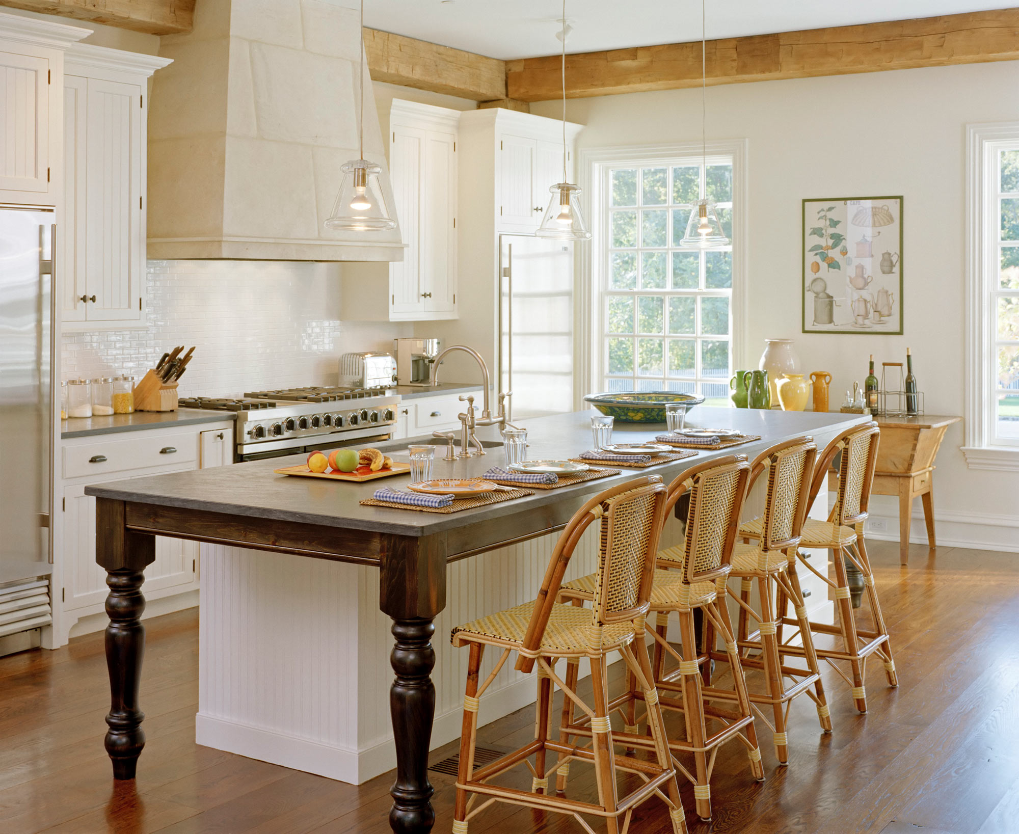 Westchester Farmhouse Kitchen