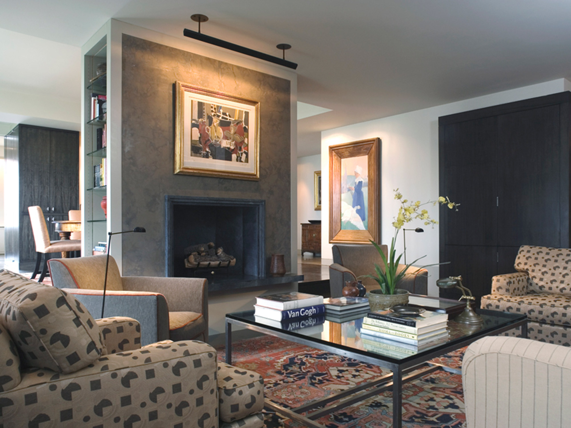Central Park West Apartment Stedila Design