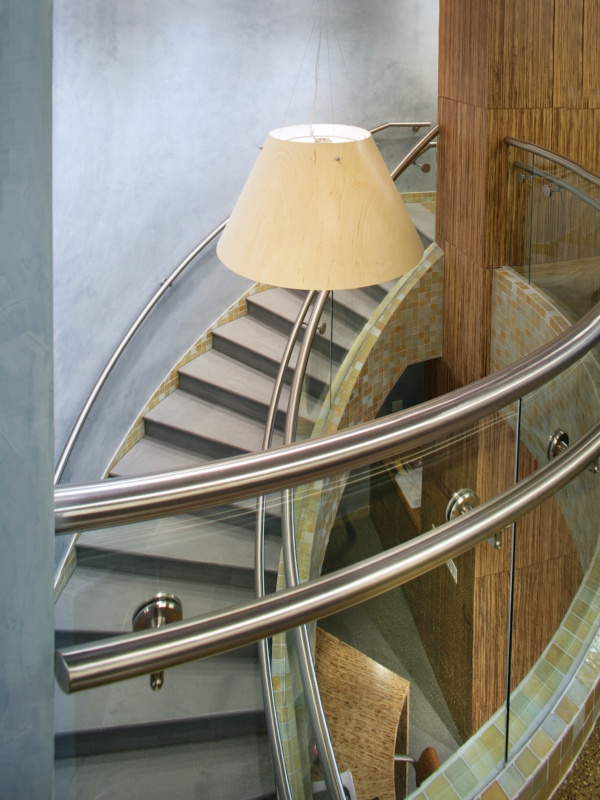 Visionaire Staircase